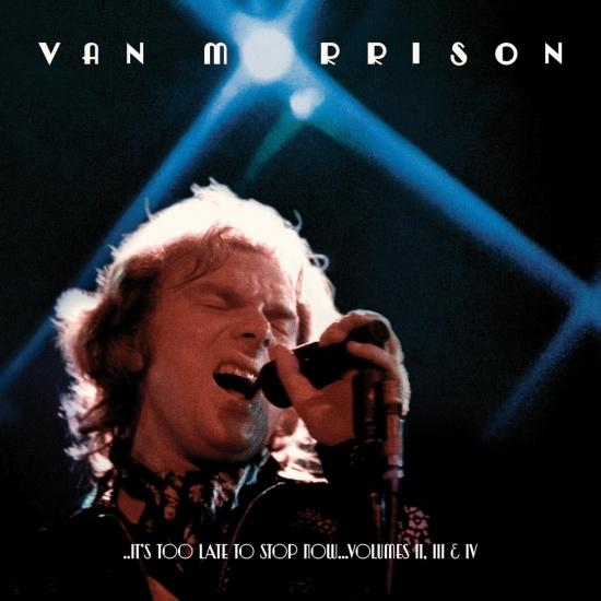 Cover '..It's Too Late to Stop Now...' Volume II, III & IV (Remastered)