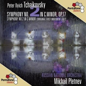 Cover Tchaikovsky: Symphony No. 2