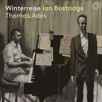 Cover Schubert: Winterreise, Op. 89, D. 911 (Live)