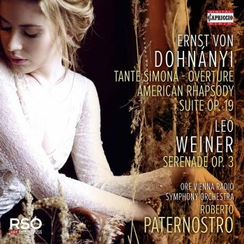 Cover Dohnányi & Weiner: Orchestral Works