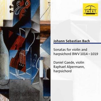 Cover J.S. Bach: Violin Sonatas, BWV 1014-1019