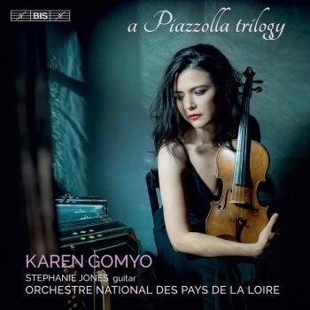 Cover A Piazzolla Trilogy