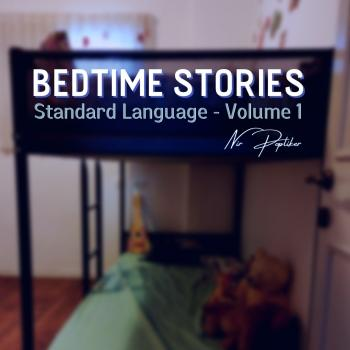 Cover Bedtime Stories