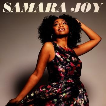 Cover Samara Joy