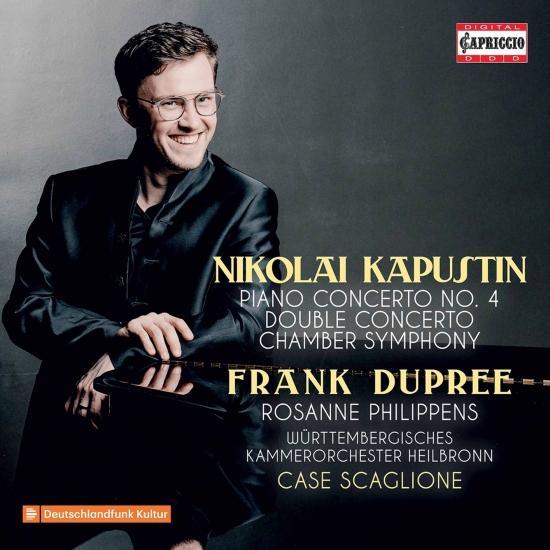 Cover Kapustin: Orchestral Works