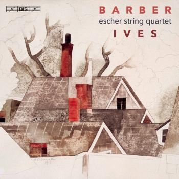 Cover Barber & Ives: String Quartets