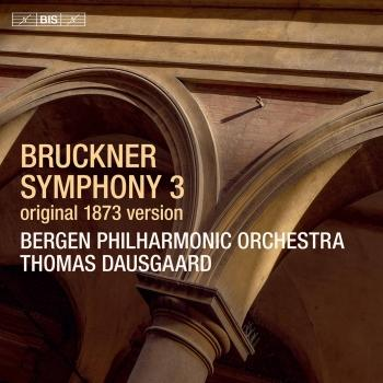 Cover Bruckner: Symphony No. 3 in D Minor, WAB 103 'Wagner' (1873 Version) [Ed. L. Nowak]
