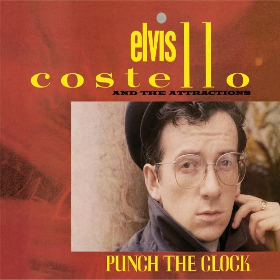 Cover Punch The Clock