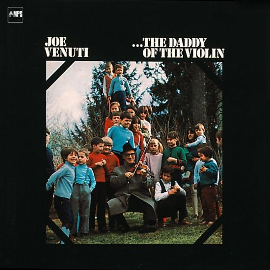Cover The Daddy of the Violin