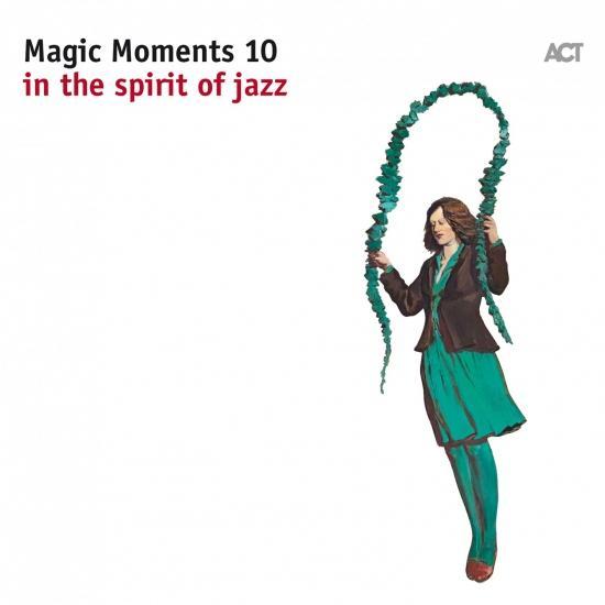 Cover Magic Moments 10