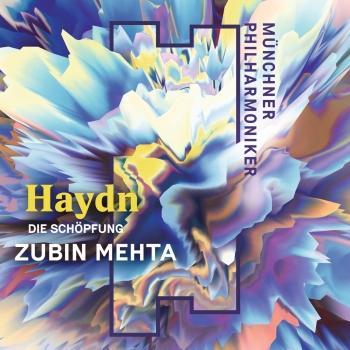 Cover Haydn: Die Schöpfung (Live)