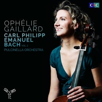 Cover Carl Philipp Emanuel Bach, Vol. 2