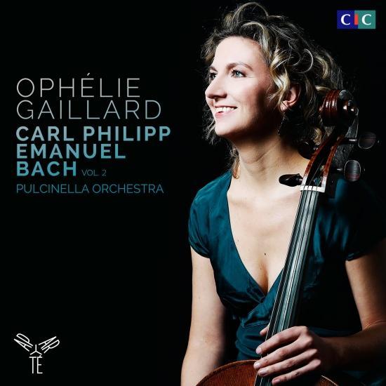 Cover Carl Philipp Emanuel Bach, Vol. 2