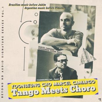 Cover Tango Meets Choro