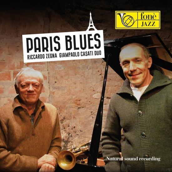 Cover Paris Blues