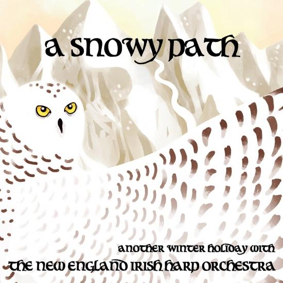 Cover A Snowy Path