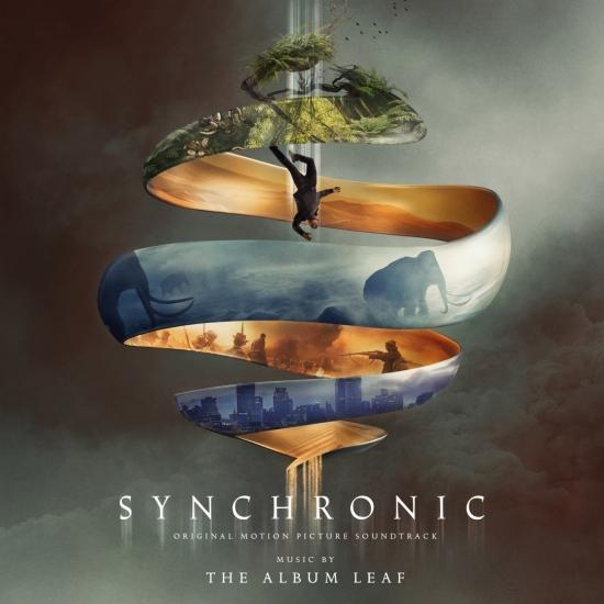 Cover Synchronic (Original Motion Picture Soundtrack)