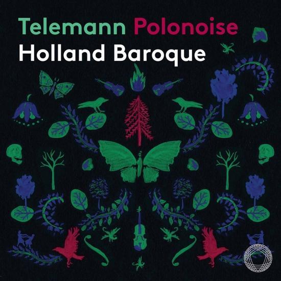 Cover Telemann: Polonoise