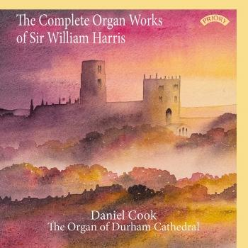 Cover The Complete Organ Works of Sir William Harris