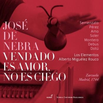 Cover Nebra: Vendado es amor, no es ciego