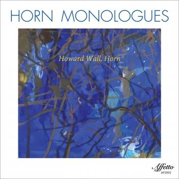 Cover Horn Monologues