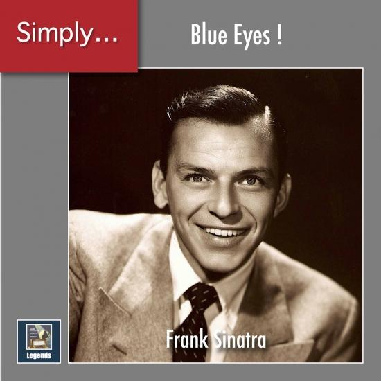Cover Simply ... Blue Eyes! (The 2020 Remasters)