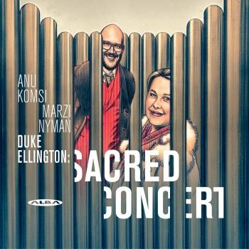 Cover Sacred Concert