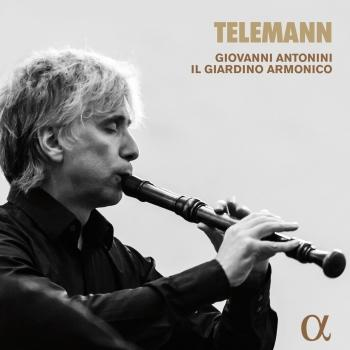 Cover Telemann