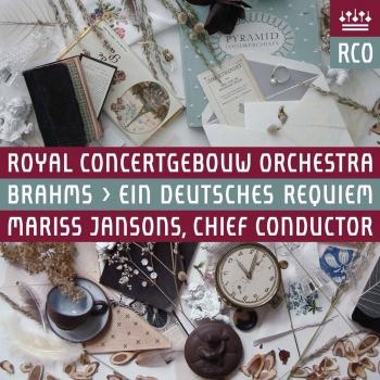 Cover Brahms: Ein deutsches Requiem, Op. 45 (Live)