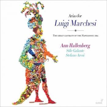 Cover Arias for Luigi Marchesi