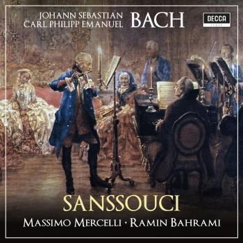 Cover Bach Sanssouci
