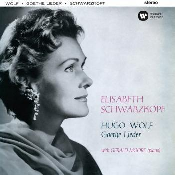 Cover Wolf: Goethe-Lieder (Remastered)