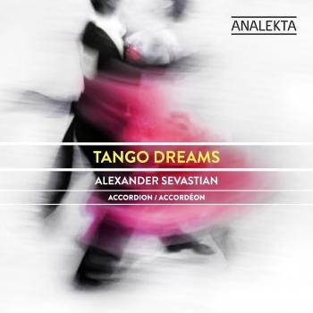 Cover Tango Dreams