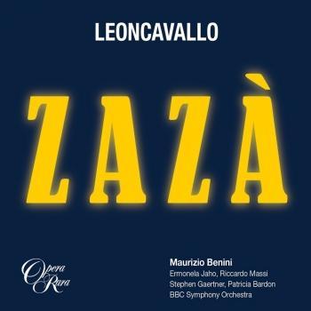 Cover Leoncavallo: Zazà