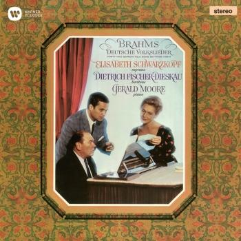 Cover Brahms: Deutsche Volkslieder, WoO 33 (Remastered)