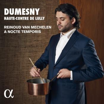 Cover Dumesny, haute-contre de Lully