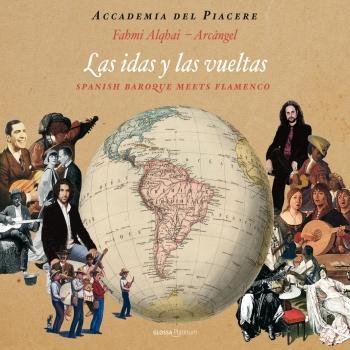 Cover Las idas y las vueltas: Spanish Baroque Meets Flamenco
