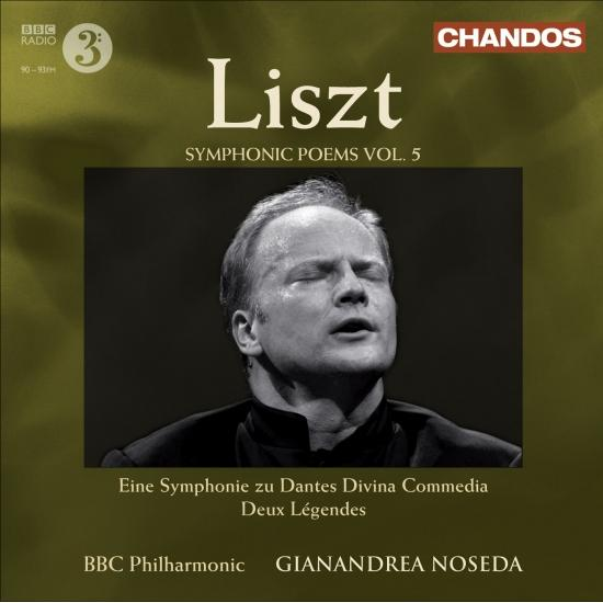 Cover Franz Liszt: Symphonic Poems, Volume 5