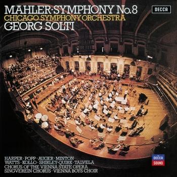 Cover Mahler: Symphony No. 8
