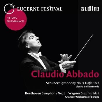 Cover Lucerne Festival Historic Performances: Claudio Abbado