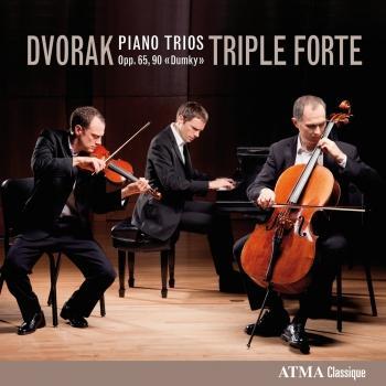 Cover Dvorak: Piano Trios, Opp. 65 & 90