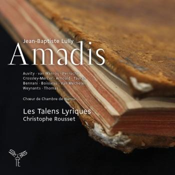 Cover Lully: Amadis