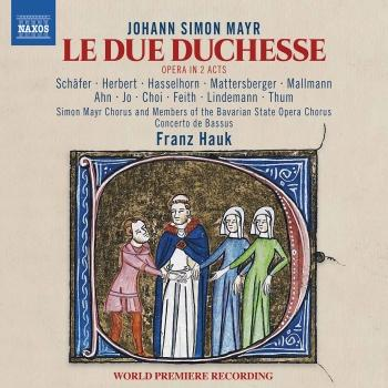 Cover Mayr: Le due duchesse
