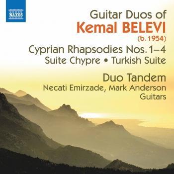 Cover Kemal Belevi: Guitar Duos
