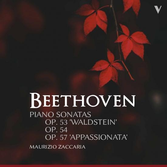 Cover Beethoven: Piano Sonatas, Opp. 53, 54 & 57