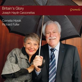 Cover Britain's Glory