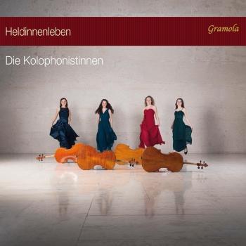 Cover Heldinnenleben