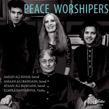 Cover Peace Worshipers
