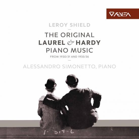Cover The Original Laurel & Hardy Piano Music