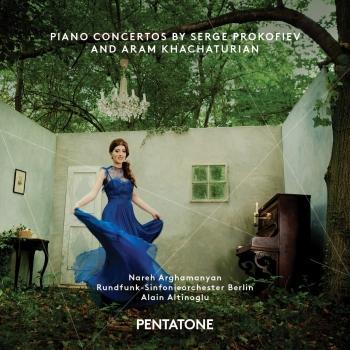 Cover Prokofiev & Khachaturian: Piano Concertos